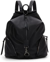Saks Fifth Avenue - Nappa Leather Zip Backpack - Lyst