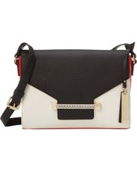 Vince Camuto Red Julia Crossbody - Lyst