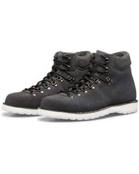 Diemme Charcoal Grey Roccia Vet Boots black - Lyst