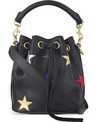 Saint Laurent Stars Small Bucket Bag - For Women - Lyst