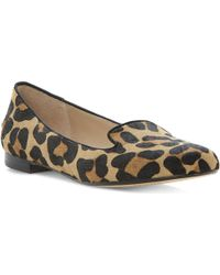 Dune Limbo Ponyskin Slippers - For Women - Lyst