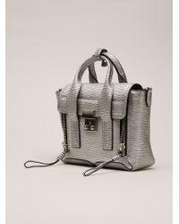 3.1 Phillip Lim Mini Pashli Satchel Bag - Lyst