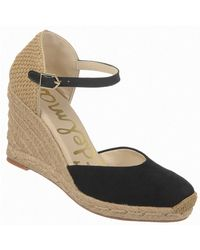 Sam Edelman Harmony Leather Espadrilles - Lyst
