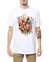 LRG The Painted Palette Tee - Lyst