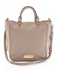 Marc By Marc Jacobs Washed Up Tote - Cement - Lyst