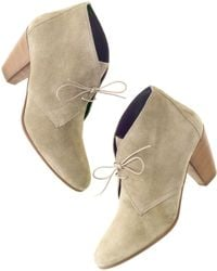Madewell The Oiled Suede Sandstorm Boot - Lyst