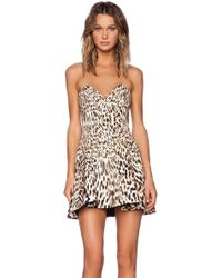 Finders Keepers Exist Outside Dress - Lyst