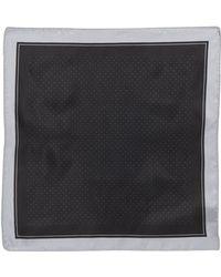 Hugo Boss Silk Pocket Square - Lyst
