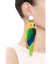 Masterpeace | Parrot Earrings | Lyst