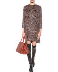 Dolce & Gabbana Tweed Dress - Lyst