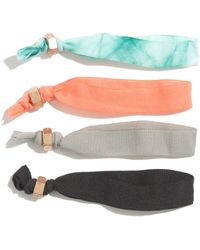 Madewell - Beaded Hair Ties - Lyst