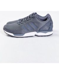 Adidas Originals Zx Flux Ball Weave Sneaker - Lyst