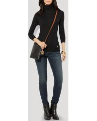 Ralph Lauren Lauren Crossbody  Landrey Medium Flat - Lyst