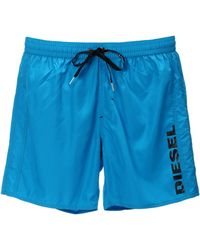 Diesel Blue Swimsuit 00s9fvbmbxmarkred - Lyst