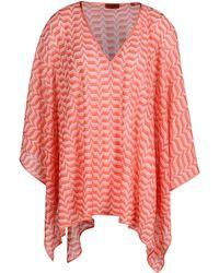 Missoni Mare Beach Dress - Lyst