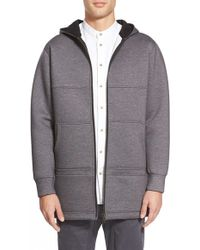 I Love Ugly - Extended Hoodie - Lyst