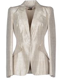 McQ by Alexander McQueen One-Button Single-Breasted Blazer - Lyst