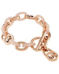 Michael Kors - Chain Toggle Bracelet - Lyst