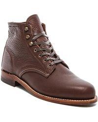 Wolverine Mile Centennial 6 Boot - Lyst