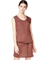 Maison Scotch Pencil Dress - Lyst