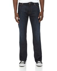 7 For All Mankind Straightleg Apocket Jeans - Lyst