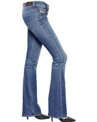 Diesel Louvboot Stretch Denim Jeans - Lyst