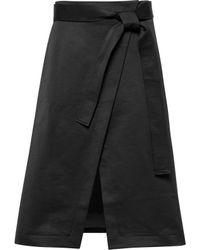 Ted Baker | Simonee Midi Wrap Skirt | Lyst