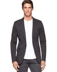 Calvin Klein Ck One Ultra-slim Jacket - Lyst