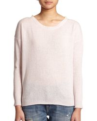 Chinti & Parker Cashmere Colorblock Sweater - Lyst