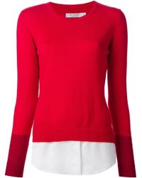 Altuzarra Crew Neck Sweater - Lyst