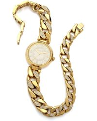 Michael Kors Ellie Watch - Lyst