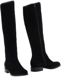 Le Pepe Boots black - Lyst