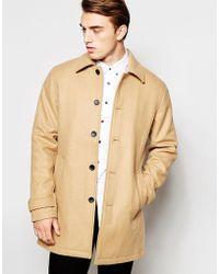Produkt - Wool Overcoat - Lyst