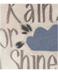 Burberry Prorsum - Alpaca-blend Sweater - Lyst