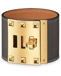Hermès Extrême gold - Lyst