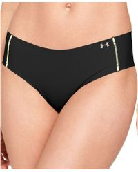 Under Armour Pure Stretch Cheeky Brief - Lyst