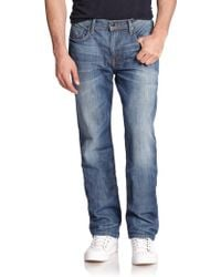 Joe's Jeans The Rebel Relaxed-Fit Jeans - Lyst