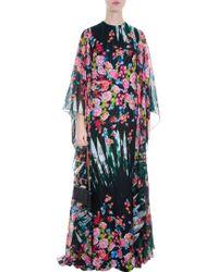 Elie Saab | Flower Kaftan Dress | Lyst