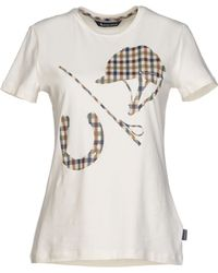 Aquascutum T-shirt - Lyst