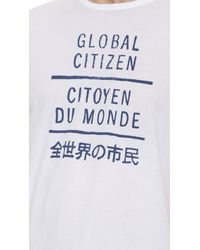 Apolis - Global Citizen T-shirt - Lyst