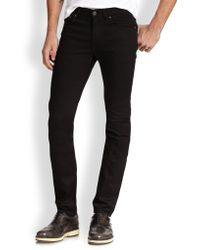 Acne Studios Ace Stay Cash Slim-Fit Jeans - Lyst