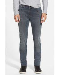 Nudie Jeans Men'S 'Tape Ted' Skinny Fit Jeans - Lyst