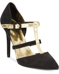 Charles By Charles David Pano High Heel Dress Sandals - Lyst