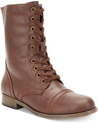 Rampage Jepson Combat Booties - Lyst