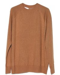 Alexander Wang Kashmir Peel Away Sweater - Lyst