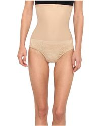 Donna Karan New York Sculpting Solutions Lace Shaping Brief - Lyst