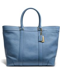 Coach Bleecker Legacy Weekend Tote  - Lyst