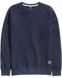 H&M Sweatshirt - Lyst