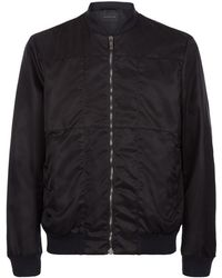 Christopher Kane - Panelled Bomber Jacket - Lyst