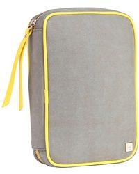 Hudson+Bleecker - Capri Canary Avion Cosmetic Case - Lyst